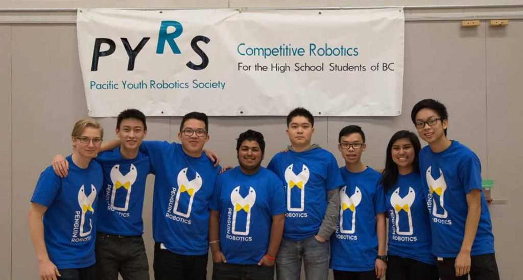 Penquin Robotics Volunteers
